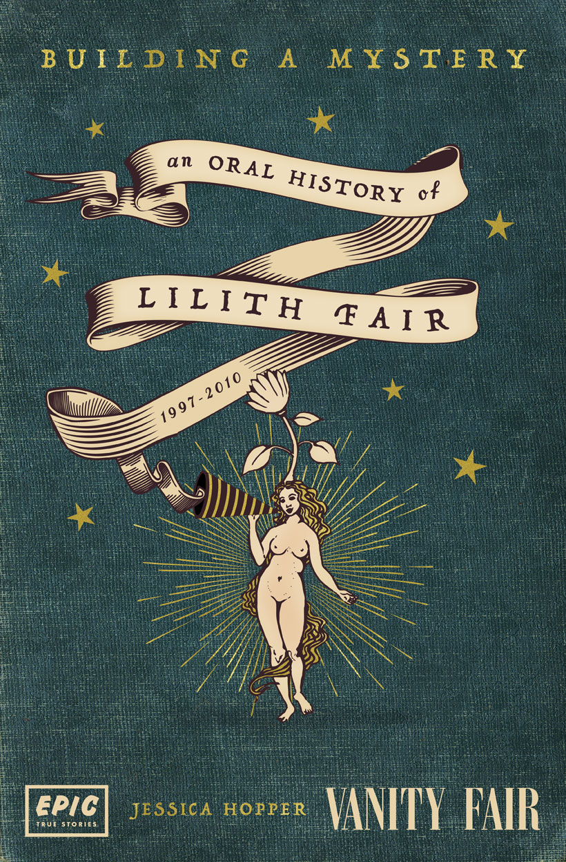 Lilith Fair: An Oral History Cover