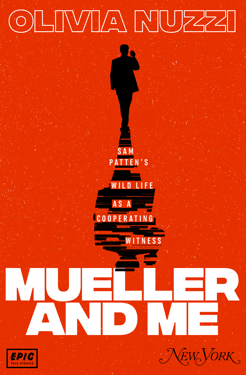Mueller And Me Cover
