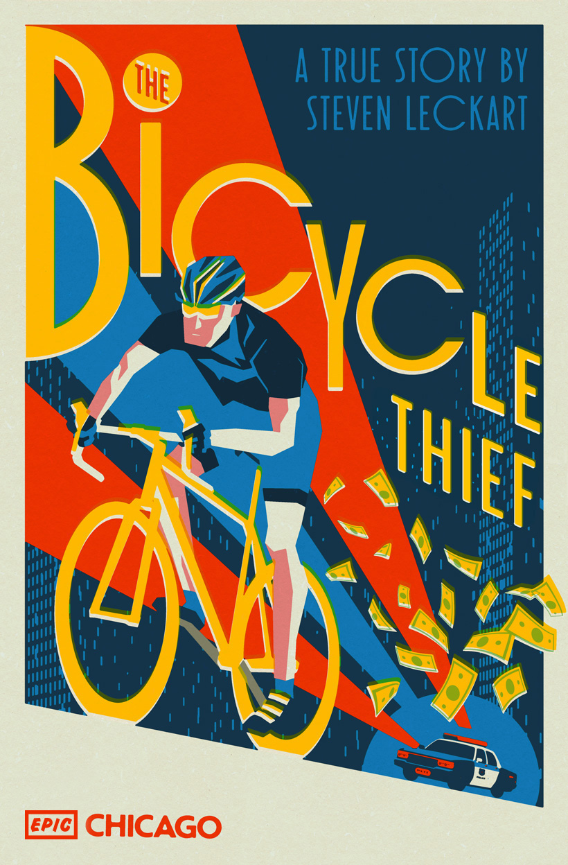 The Bicycle Thief Cover