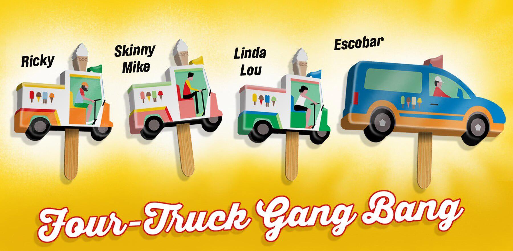 Gang Bang Truck